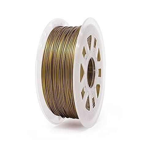 Gizmo Dorks bronce metálico de 1,75 mm filamento, 1 kg para 3d ...