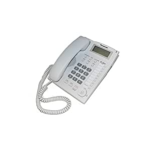 Panasonic Corded Speakerphone with Caller ID and Ringer Indicator - White