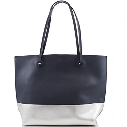 Weight Light Soft Shopping Shoulder Beach Handbags College Bag LeahWard Navy Bag Fashion Women's Large Work For wqIXWTa