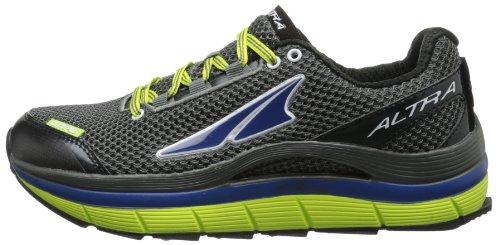 Altra Olympus Zapatos - Hombre - Plomizo/Ponche Lima /Azul Marino, UK9/US10/EU44 Plomizo/Ponche Lima /Azul Marino