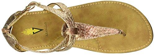 Volatile Women's Starlight Sandal Rose Gold rVb5FLd7z