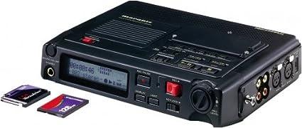 amazon com marantz pmd670 digital compact flash portable recorder rh amazon com Marantz PMD670 America Marantz Solid State Recorder