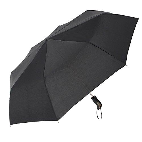 New Susino Travel Umbrella Windproof Automatic Open Close Compact Folding Umbrellas with Multiple colors