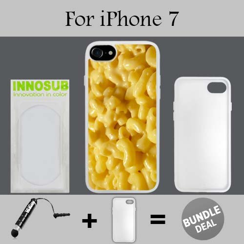 mac and cheese ipod 5 case - 8