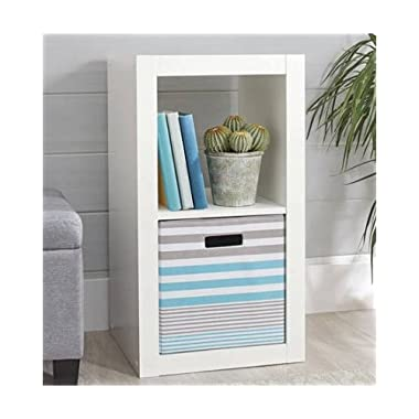Better Homes and Gardens 2-Cube Organizer (White)