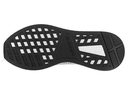 Adidas Heren Deerupt Runner Originelen Loopzool Kern Zwart / Kern Zwart / Hardwit