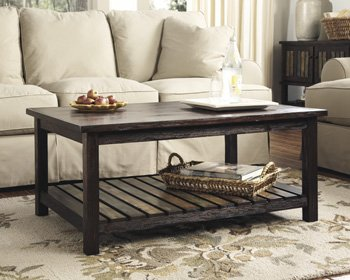 Antique Marble Coffee Table - 7
