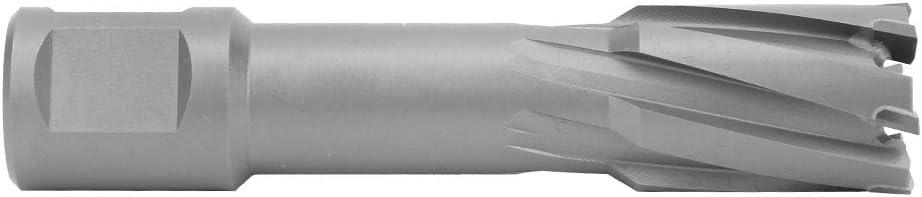 Silver Welding Technology Metal Hollow Core Bit for Industrial Appliances Copper Plate 2050mm High Hardness Wear Resistance 35mm High Speed Steel Drill Bit