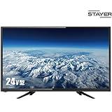 STAYER 24V型 地上波デジタル液晶テレビ 24V型 HDMI PC入力端子搭載 ST-TVNA24