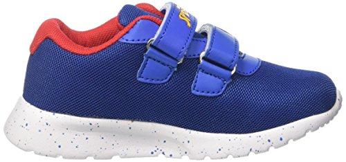 Marvel Running Fitness Soft, Zapatillas Para Niños Blu (Royal)
