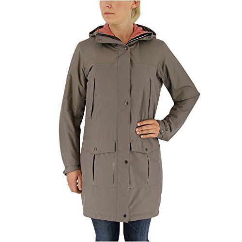 Price comparison product image adidas Outdoor Women's Climaproof Insulated Parka, Tech Earth, Medium