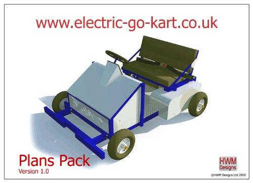 Build Electric Go Kart - 5