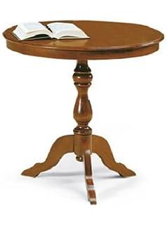 Lo Scrigno Arredamenti, Tavolino rotondo da salotto Classico W1013/L ...