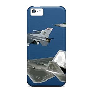 Excellent Design Two Falcons A Raptor Cases Covers For Iphone 5c