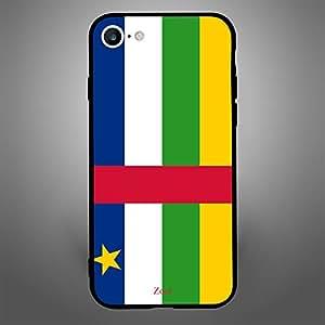 iPhone 6 Central Africa Republic Flag