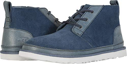 ined Leather Chukka Boot Pacific Blue 12 Medium US ()