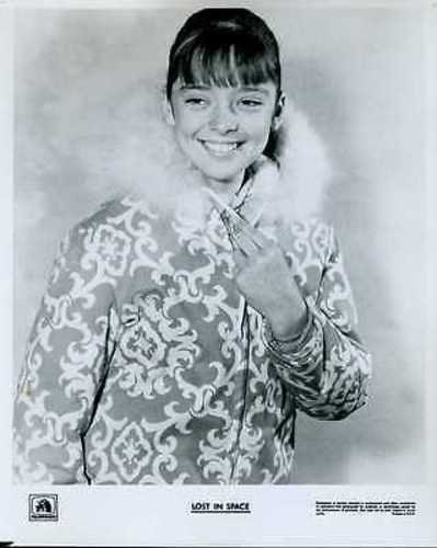 Angela Cartwright Lost In Space 8x10