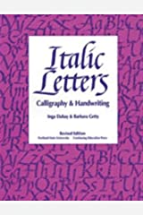 Italic Letters: Calligraphy and Handwriting Paperback