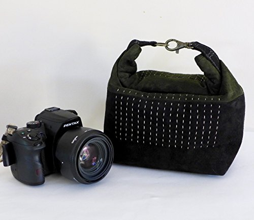 ROLL TOP CAMERA BAG by TheRoadie