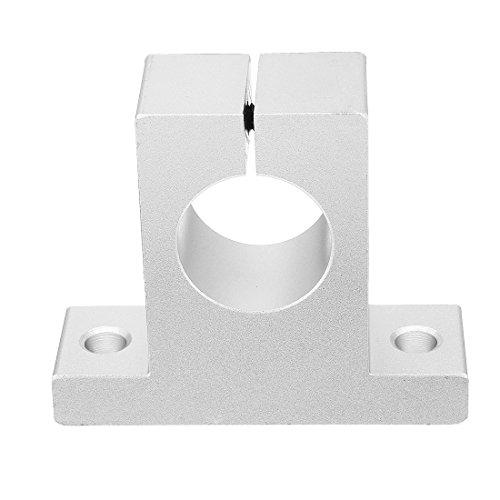 SK8 8mm CNC Linear Motion Ball Slide Rail Support Guide Shaft Bearing