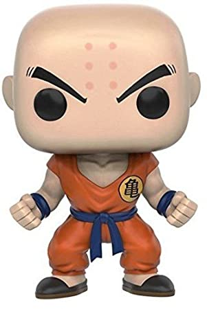 e3c528c5ba32b Funko - POP Anime - Dragonball Z - Krillin: Funko Pop! Animation ...