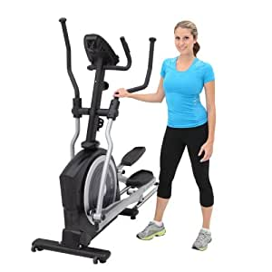 Exerpeutic Heavy Duty 21 Inch Pro Stride Magnetic Elliptical