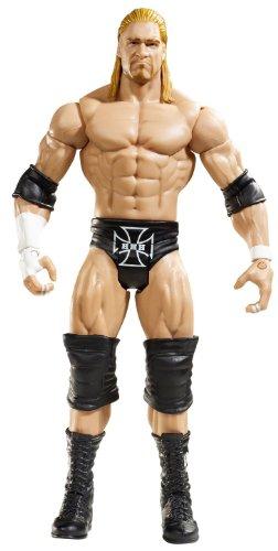 WWE Royal Rumble 2010 Triple H Figure