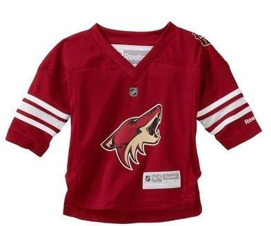 Arizona-Coyotes-NHL-Kids-4-7-Team-Color-Jersey-Kids-4-7-One-Size
