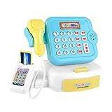 Aland Children Kids Girl Supermarket Sound Cash Register Checkout Pretend Play Toy