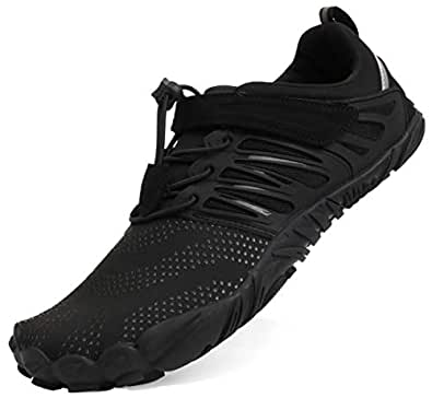Amazon.com | WHITIN Men's Minimalist Barefoot Shoes Low