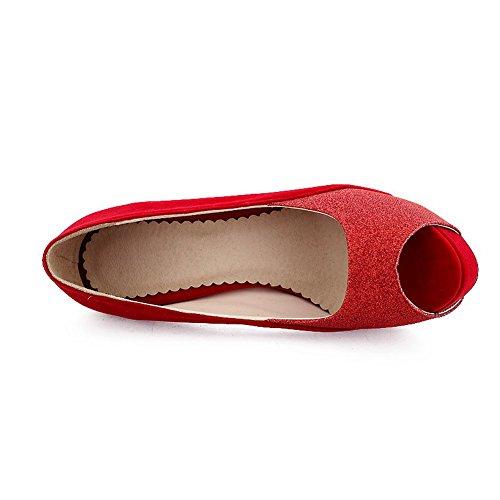 1to9 damesshirts Rode jurk 1to9 1to9 met met damesshirts Rode jurk qXwU16X