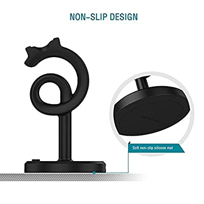 Fitbit Charger 2 Charger Stand, AnsTOP Anti-Slip Quick Charging Stand Docking Cradle Holder for Fitbit Charge 2