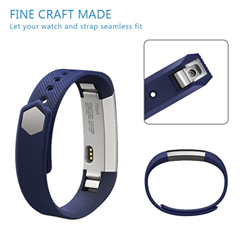 AK-Fitbit-Alta-Bands-Replacement-with-Metal-Clasp-Small-Blue