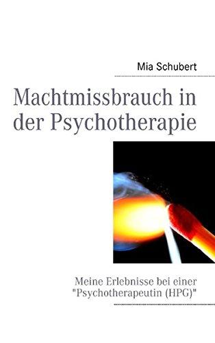 Machtmissbrauch in der Psychotherapie: Meine Erlebnisse bei einer