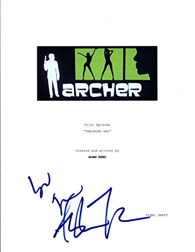 Judy Greer & Aisha Tyler Signed Autographed ARCHER Training Day Script COA VD