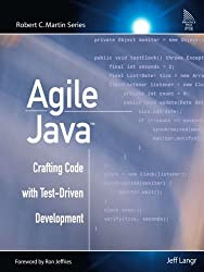 [(Agile Java: Crafting Code with Test-Driven Development )] [Author: Jeff Langr] [Feb-2005]