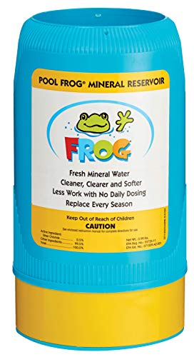 Pool FROG Mineral Reservoir Replacement 6100