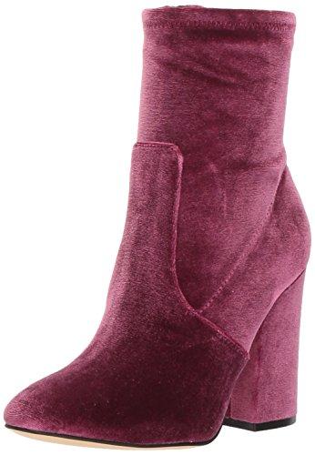 Marc Fisher Womens Newbie Ankle Boot Merlot H6lWjB