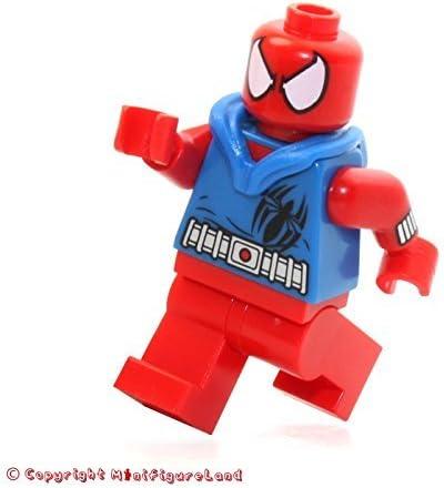 Scarlet Spider 76057 LEGO Minifig