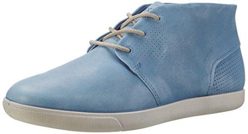 Ecco Damen Damara High-top Blau (2471retro Blu)