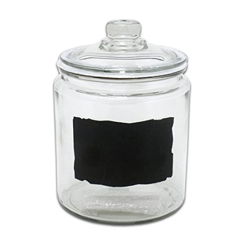Anchor Hocking Heritage Hill 1 Gallon Glass Dry Good Storage Jar
