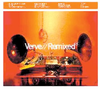 Cover of Verve Remixed