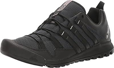 adidas outdoor Terrex Solo Dark Grey/Black/Charcoal Solid Grey 14