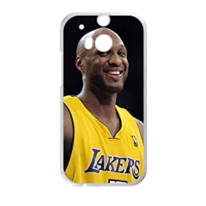 Custom high quality TPU case cover The baloncesto estreiia pasas la noche desgin perfect case for HTC M8