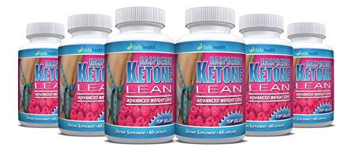 Raspberry Ketones Lean African Mango Blend 1200 mg per Serving 60 Capsules Weight Loss Diet Management Support Supplement (6) by Daily Health (Image #4)