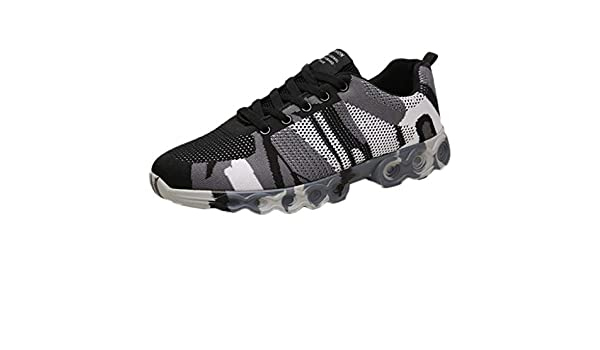 Darringls_Zapatos de hombre,Zapatillas Deporte Hombre Zapatos para Correr Athletic Cordones Air Cushion Running Sports Sneakers: Amazon.es: Ropa y accesorios