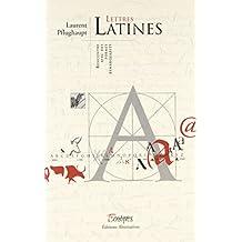 LETTRES LATINES