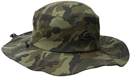 Quiksilver Men's Bushmaster Floppy Sun Beach Hat, Camo3, Large/X-Large from Quiksilver
