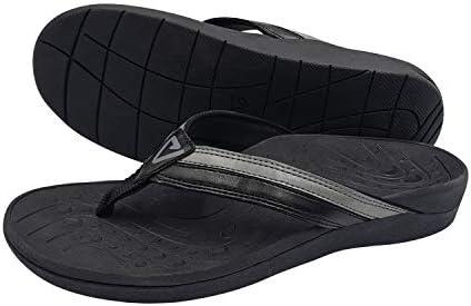 V.Step Orthotic Flip Flops Wide Width
