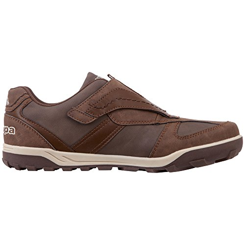 Kappa Sneakers Jaunty Basses Marron Homme Brown Beige 5041 1BqpW1x5